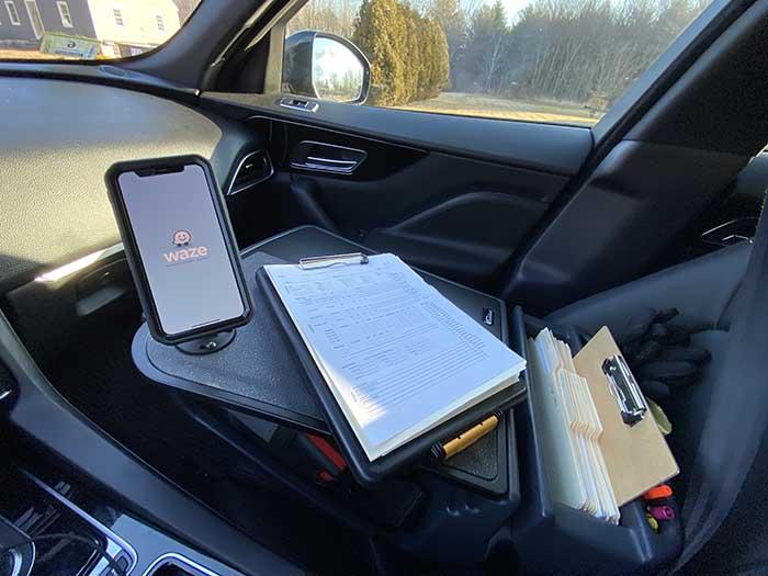 Car Desk For Appraisers