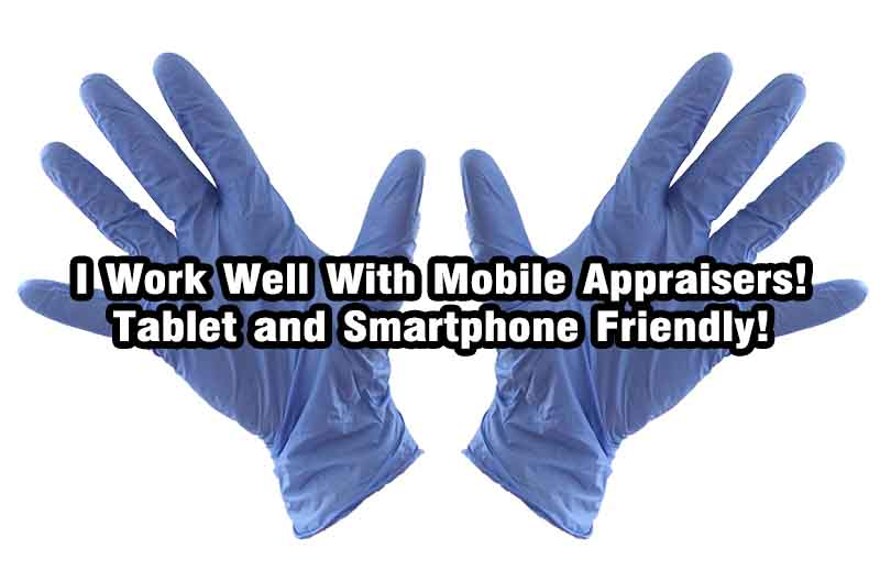 appraiser disposable gloves