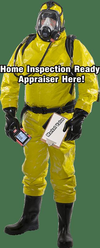 Hazmat appraiser