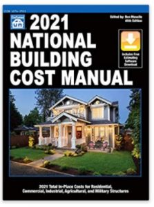 national cost manual for appraisers 2021